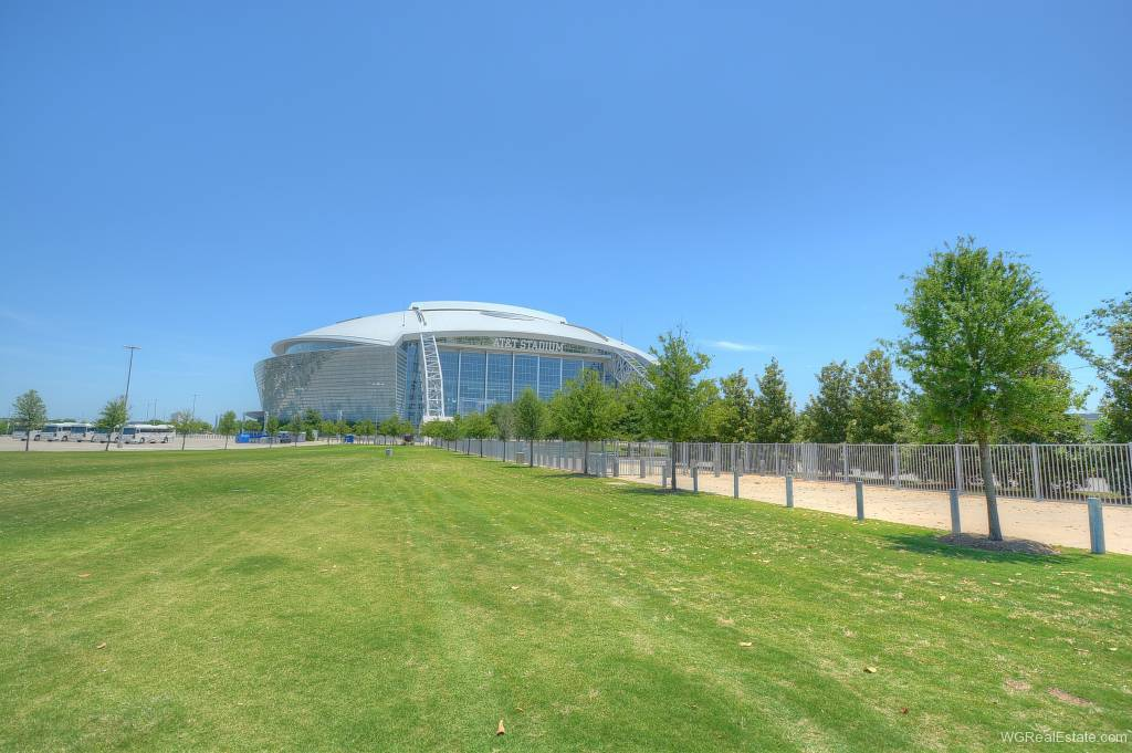 AT&T Stadium - Dallas Cowboys Football - Arlington, TX