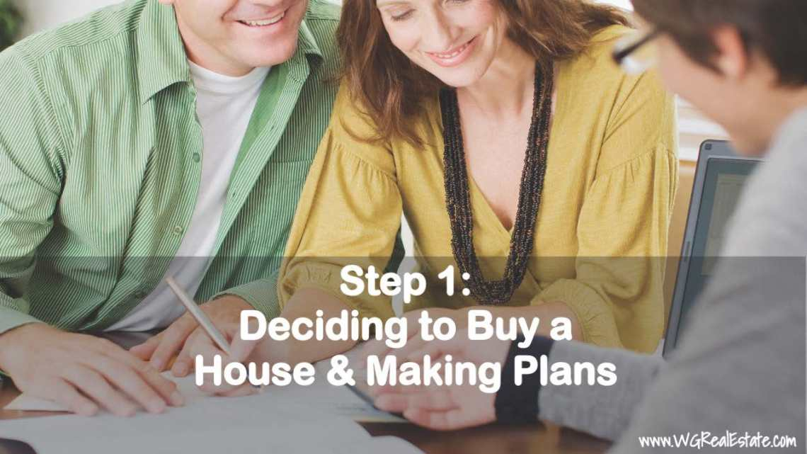 House Buying Step 1
