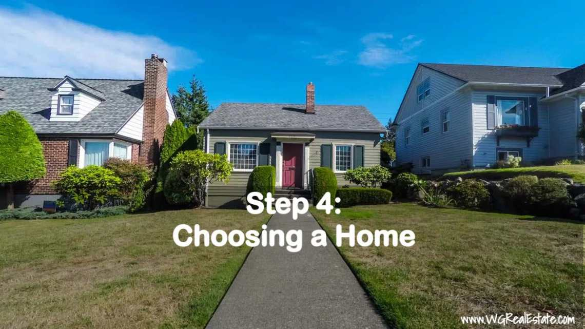 House Buying Step 4