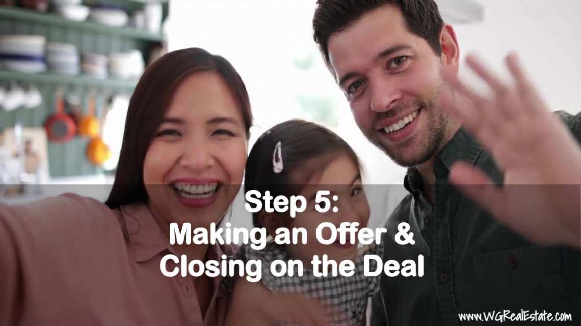 House Buying Step 5