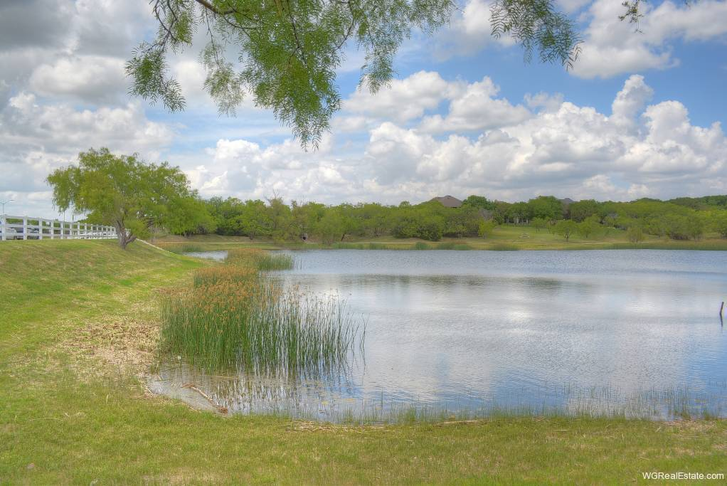 Lake Ridge Neighborhood Pond - Cedar Hill, TX