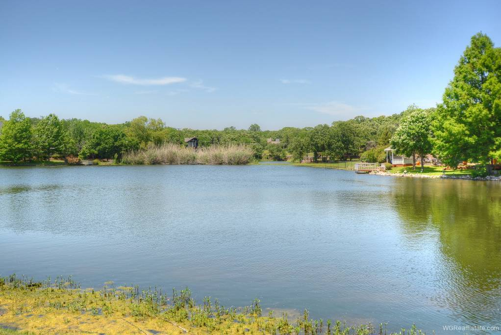 Hemingsford Neighborhood Pond - DWG, TX