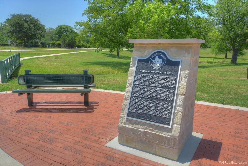 DWG Historical Marker