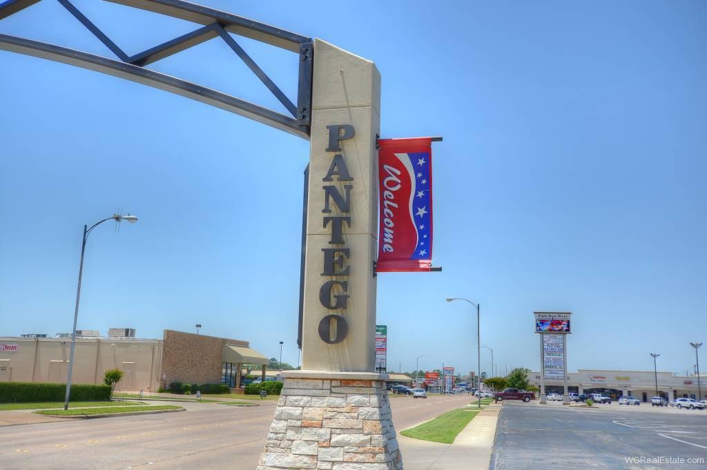 Welcome to Pantego, TX