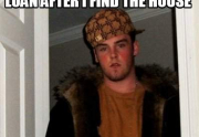 real estate meme - Scumbag Steve