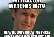 real estate meme - dawsons creek
