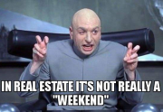 real estate meme - dr evil quotes