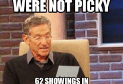 real estate meme - maury determined that was a lie