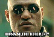 real estate meme - what-if- Matrix Morpheus