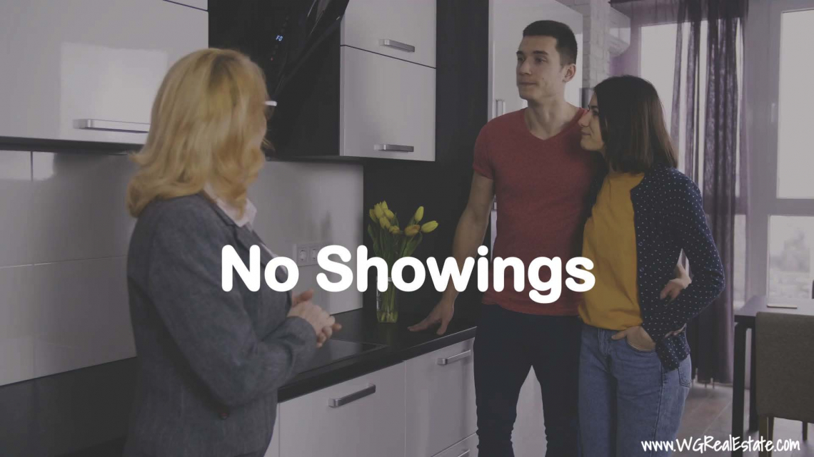No Showings