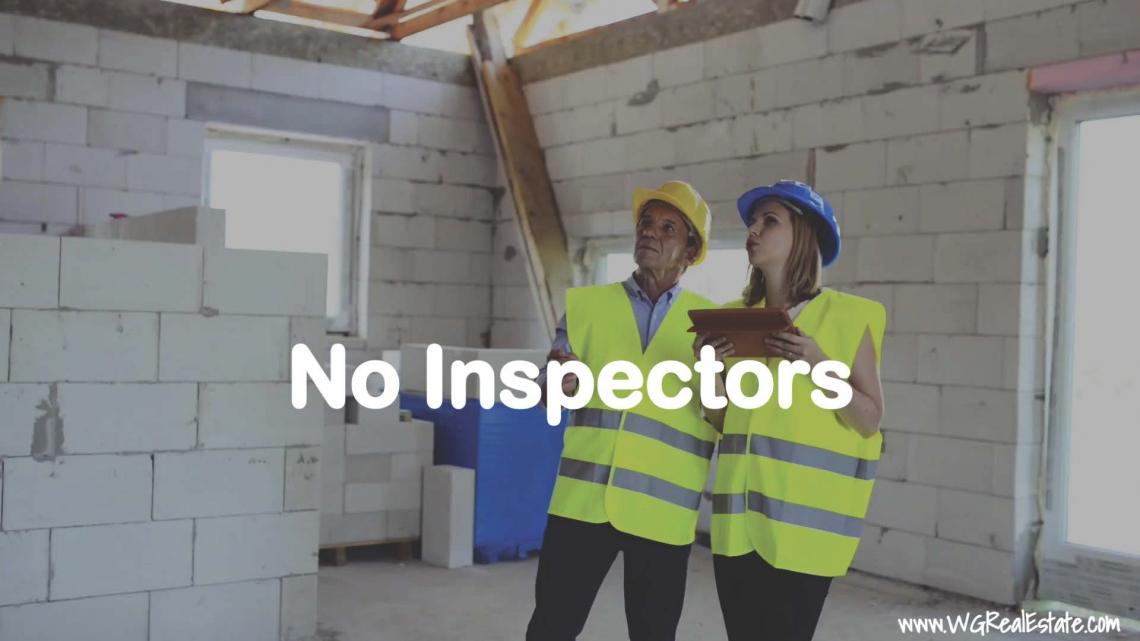 No Inspectors
