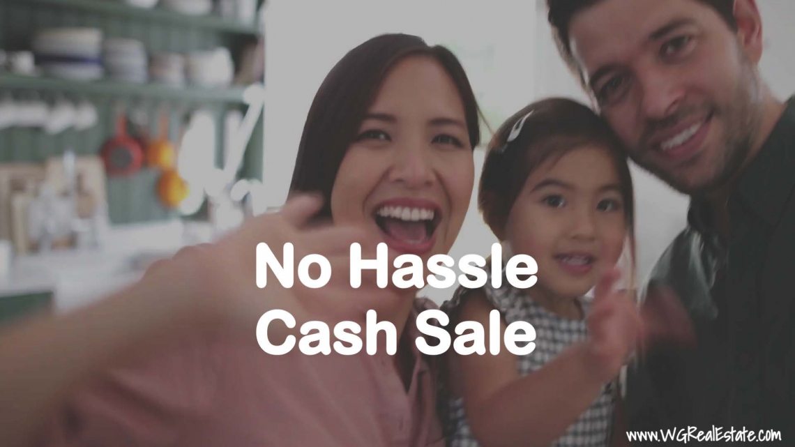 No Hassle Cash Sale